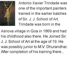 Old Master A. X. Trindade