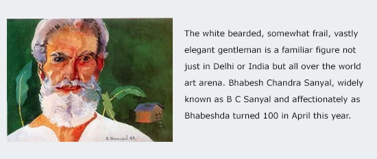 B. C. Sanyal - A Century : A tribute to a legend by Arindam Mitra