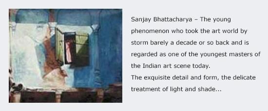 Sanjay Bhattacharya - The Young Phenomenon