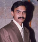 Artist Ajay Deshpande