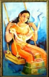 Painting - II, Painting by Arundhati Dhumale