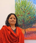 Artist Chitra Vaidya