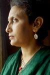 Artist Kabari Banerjee