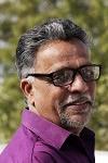 Artist Manhar Kapadia