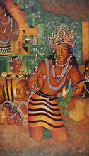 Vajrapani, Painting by Vijay Kulkarni