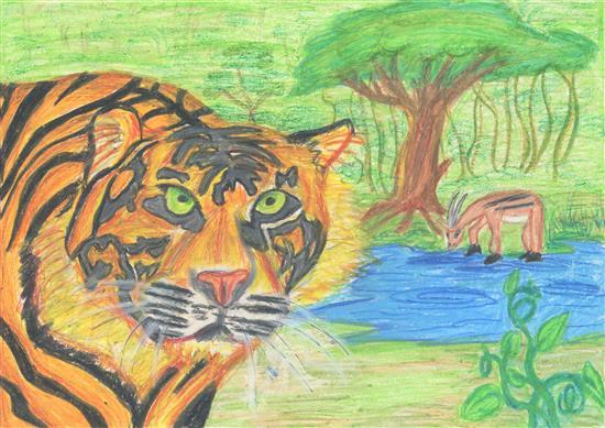 Anish Rewale (13 years),Saraswathi Education Society's High School And Junior College, Thane