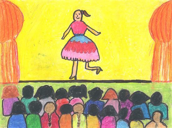 Asmi Shah (5 years),VCW Arya Vidhya Mandir, Mumbai