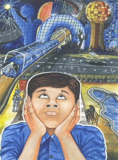 Sandeep Kori (14 years),B. L. Ruia  (M) High School, Mumbai