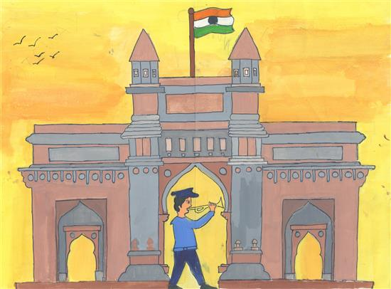 Tanmay Karve (10 years),IES School, Mumbai