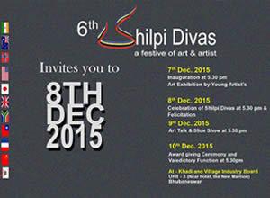 6th Shilpi Divas a festive of art artist