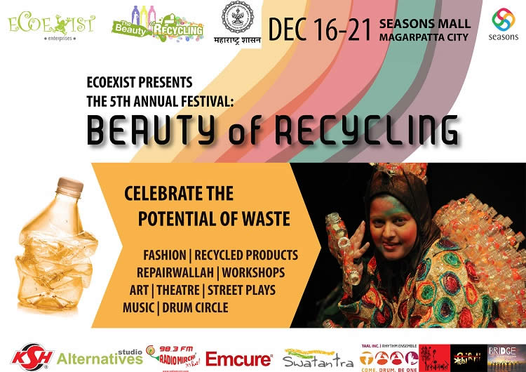Beauty of Recycling