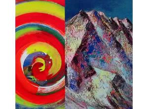 Exhibition of Paintings by Varsha Randiwe & Kishor Narayan Randiwe
