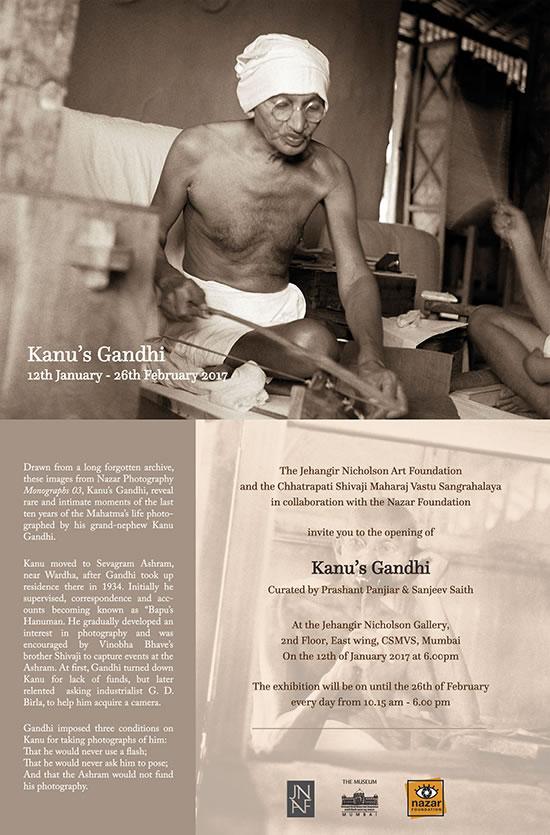Kanu's Gandhi