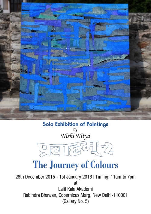 Pravaham-2 The Journey of Colours