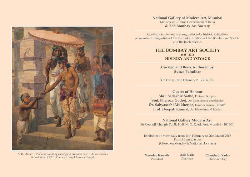 THE BOMBAY ART SOCIETY