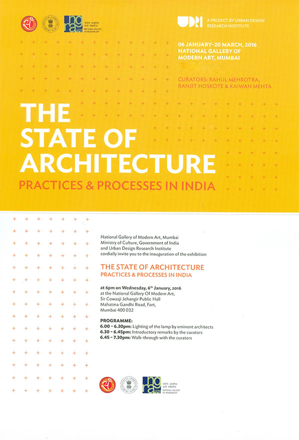The State of Architecture