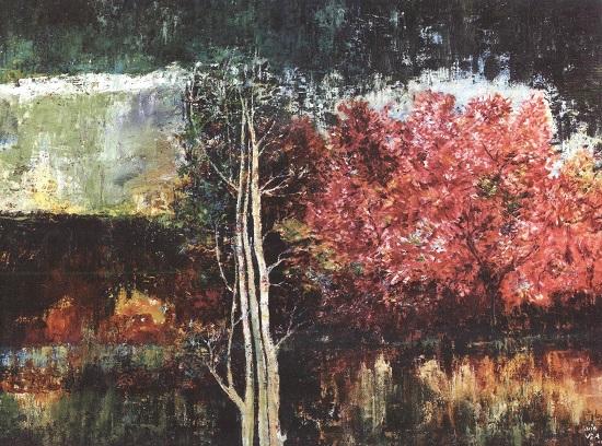 Exhibition of Paintings by Vasant Avarsekar