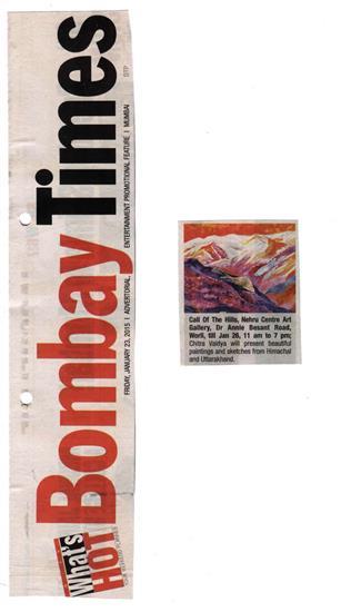 Bombay Times, Mumbai