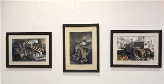 Display at Nehru Centre Art Gallery - 4