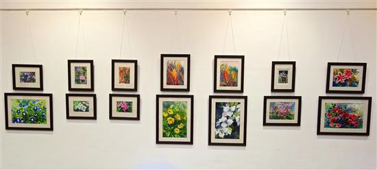 Display at Nehru Centre Art Gallery - 6