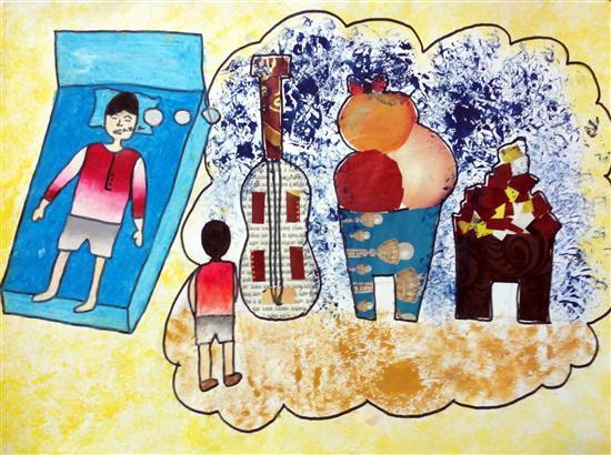 painting by Aarohi Deodhar