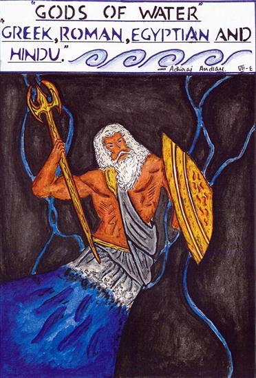 painting by Adhiraj Andlay