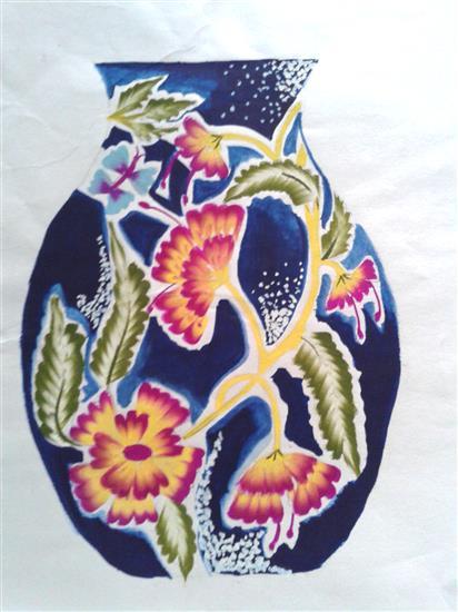 painting by Ananya Koppikar Moorthy