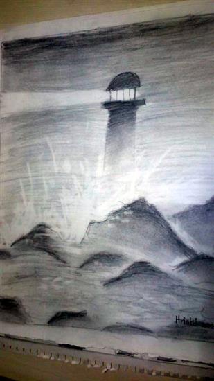 painting by Hrishikesh Mhaiskar