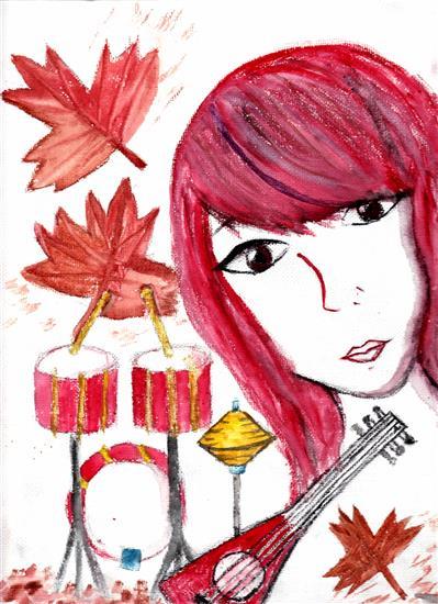 painting byIsha Khanzode