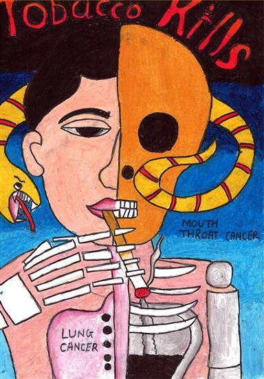 painting by Jashni Patel