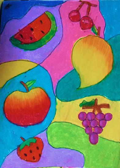 painting by Ananya Jog
