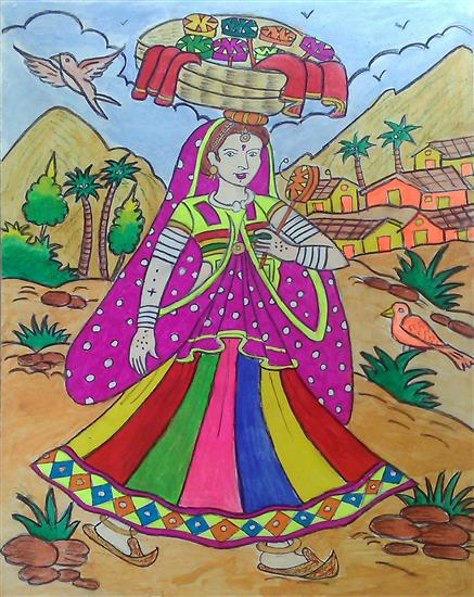 painting by Pradnya Khedekar