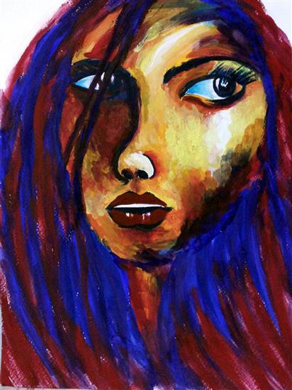 painting by Priyanshi Vora