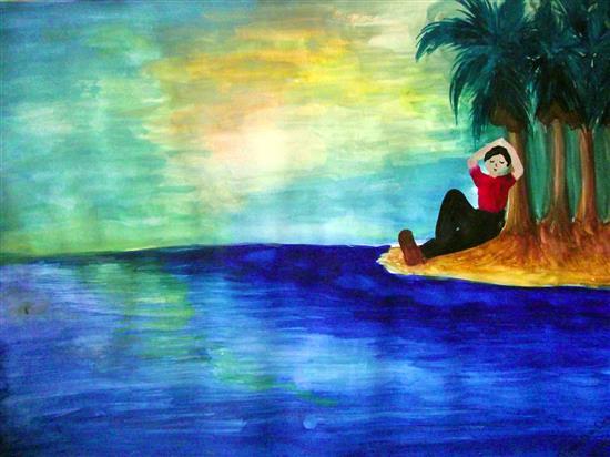 painting by Rakshita Deshmukh