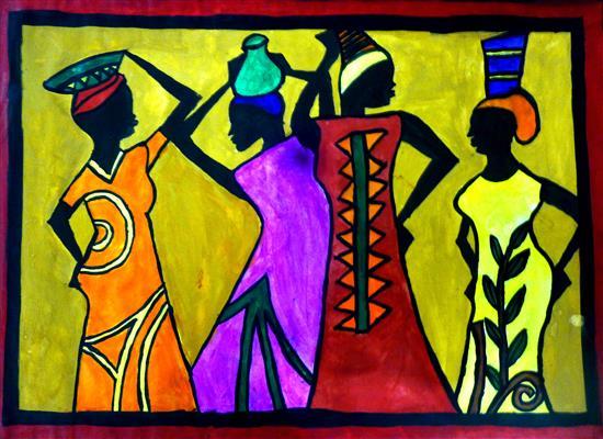 painting by Rituja Khanolkar