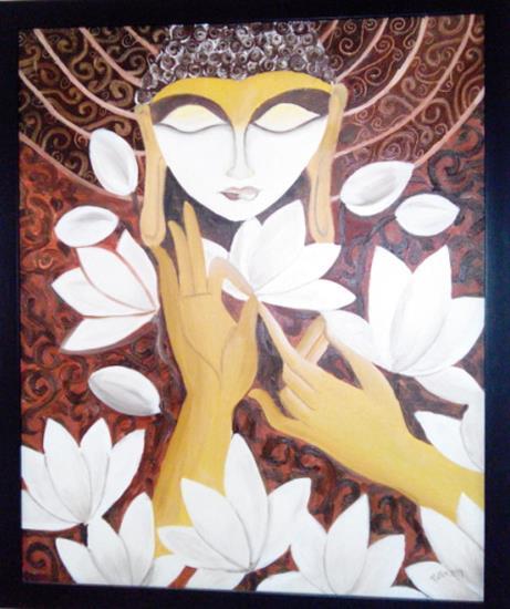 painting by Rutika Gavate