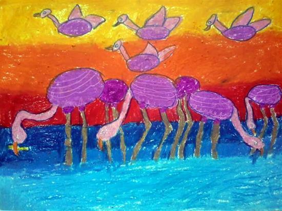 painting by Sara Naik
