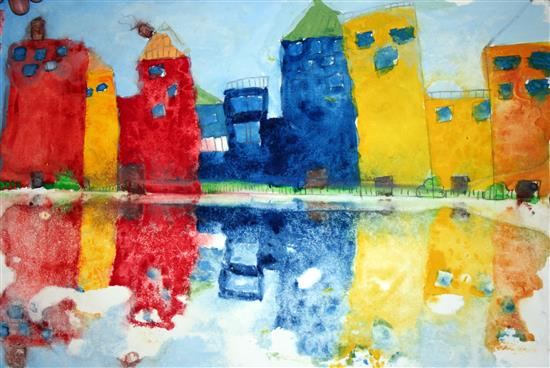 painting by Shivanshi Singh