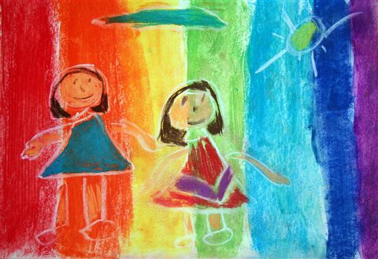 Children's Art Online Exhibition - Monsoon 2014