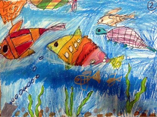 painting by Shloka Subramanian