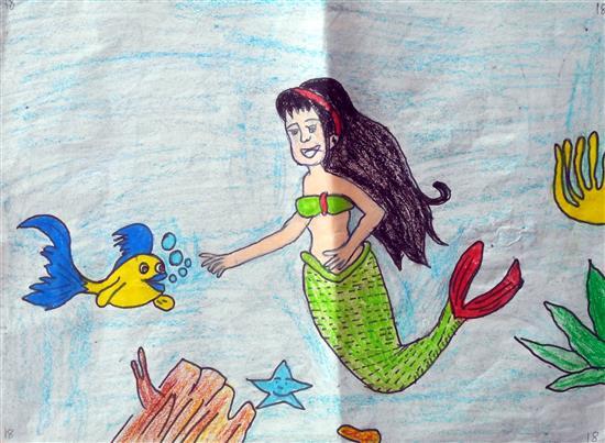 painting by Shriya Lole