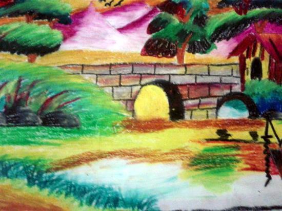 painting by Tanvi Jadhav