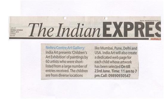 The Indian Express - 21 June 2014