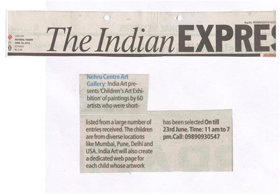 The Indian Express - 20 June 2014