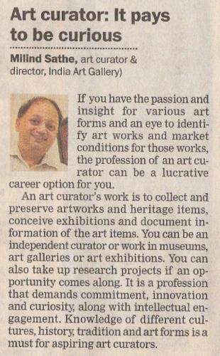 Art Curator, DNA