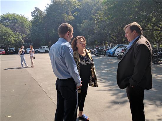 Delegation Of Emerging Russian Women