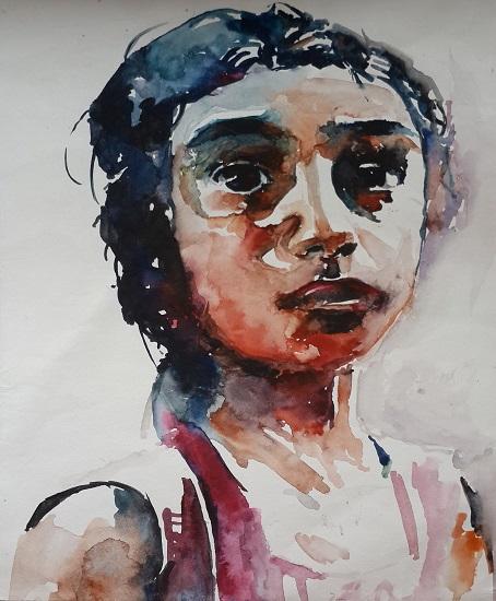 Vibhuti Tharali (14 years), Vasai, Maharashtra