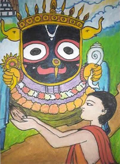 Bhaiya Sinha (13 years), Jharsuguda, Odisha