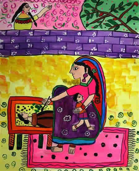 Bhayani Rutva (12 years), Surat, Gujarat