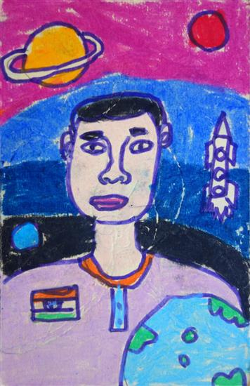 Raghav Damani (8 years), Mumbai, Maharashtra